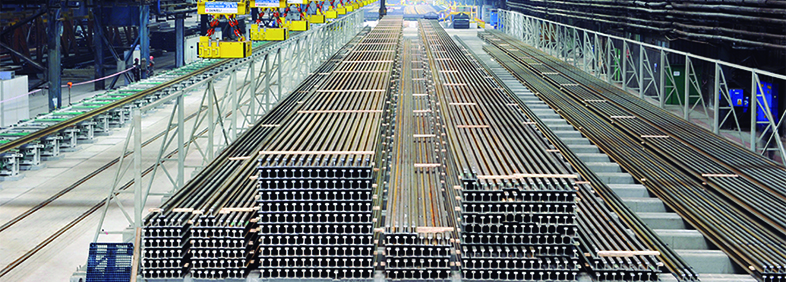 Rails and special sections of ArcelorMIttal - Home